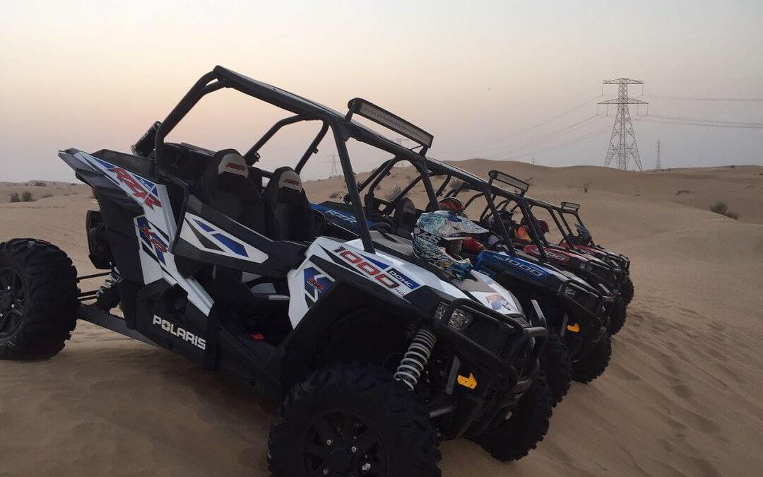Dune Buggy Is The Best Way To Explore Dubai's Desert