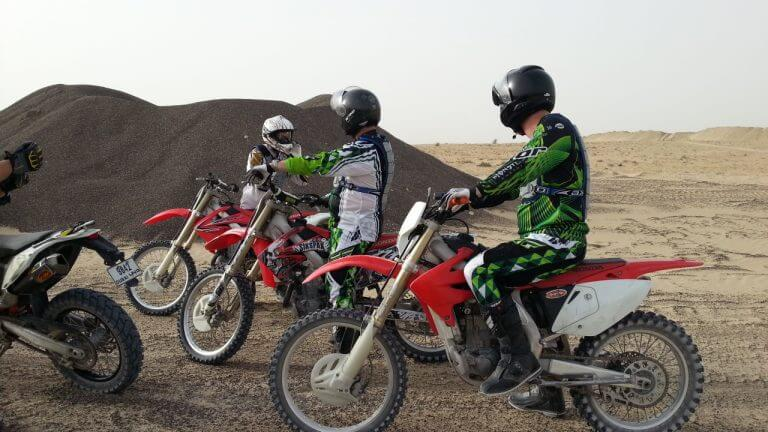 Witness Intricacies Of Dubai On A Motorbike Ride