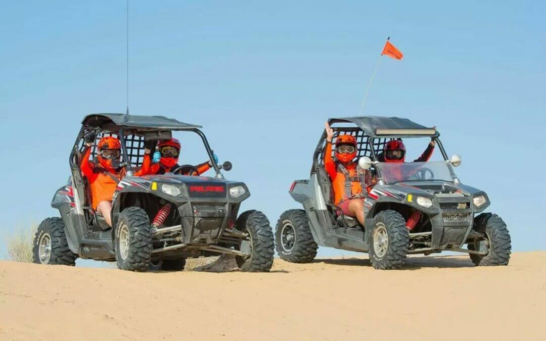 Race With Your Friends In Dune Buggy Ride
