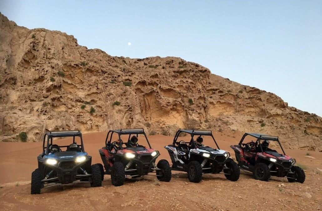 Extreme Adventure And Thrill With Dune Buggy Ride In Dubai
