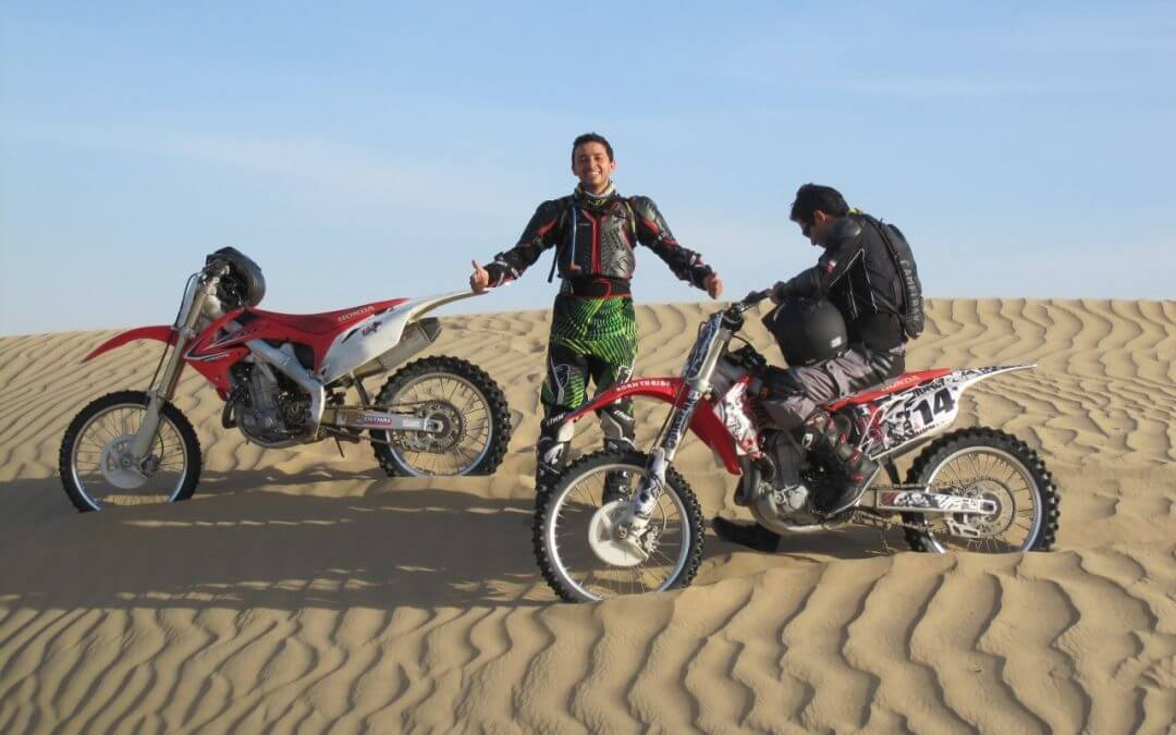 What Are the Basic Dirt Bike Rider Skills Necessary for a Desert Tour?