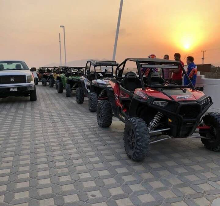 Tips For A Dune Buggy Ride In Summer