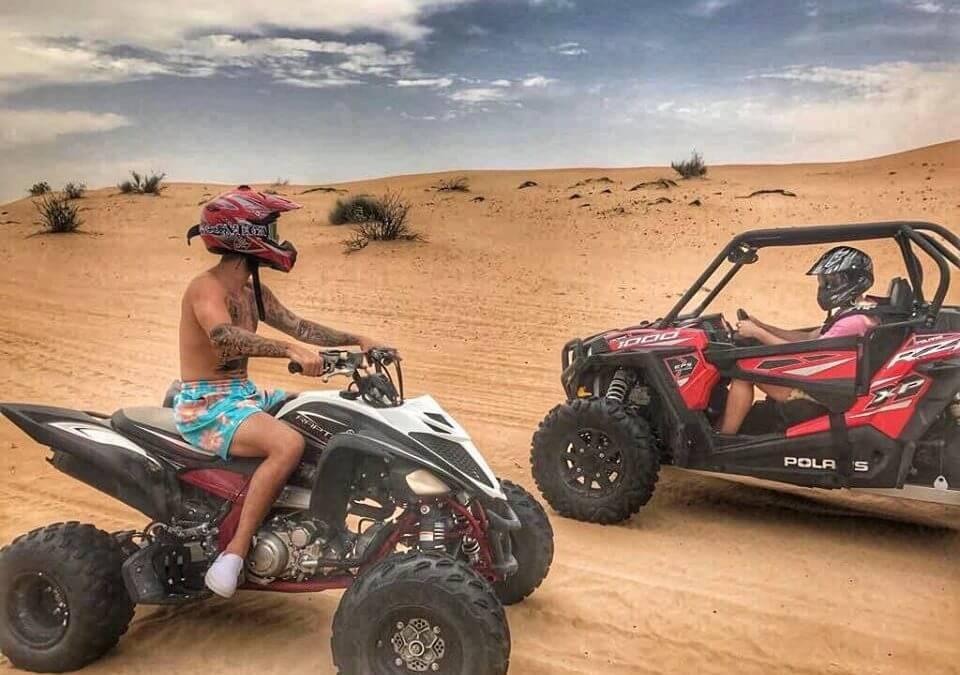 Is Hiring A Quad Bike In Dubai Affordable?