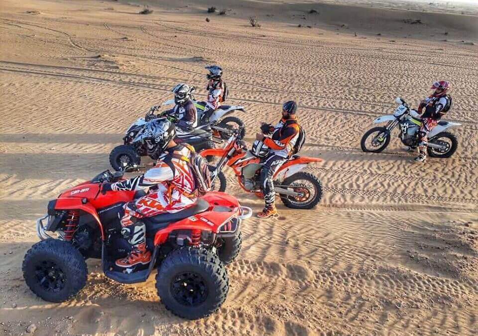 DOs and DON'Ts Of Riding A Quad Bike